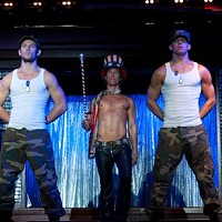 <i>Magic Mike</i>: Dancing with the star