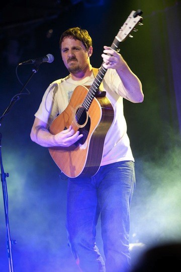 Sturgill Simpson at the Chop Shop on Nov. 6.