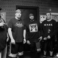 Suicidal Tendencies playing Amos' Southend tonight (4/26/13)