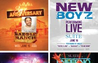 A big celebratory weekend for Suite