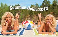Summer Guide 2012: Beach Blanket NASCAR