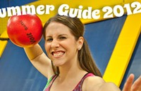 Summer Guide 2012: Thrill seekers look to intramural sports