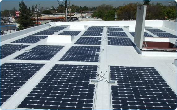 Sunny days ahead for Discovery Place's rooftop energy generation