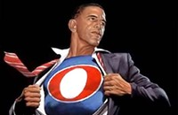 Run for the hills – it's SuperObama!