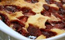 Recipe: Super Simple Strawberry Cobbler