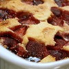 Recipe: Super Simple Strawberry Cobbler