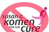 Susan G. Komen for the Cure Foundation turns evil