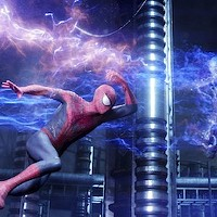 SWINGER: Andrew Garfield in The Amazing Spider-Man 2. (Photo: Columbia Pictures)