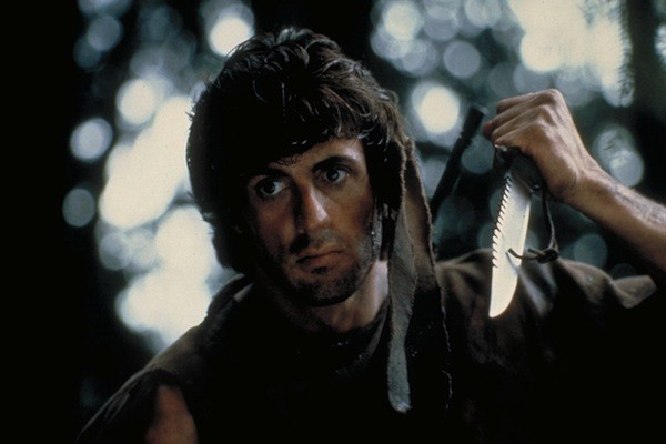 Sylvester Stallone in First Blood (Photo: Lionsgate)