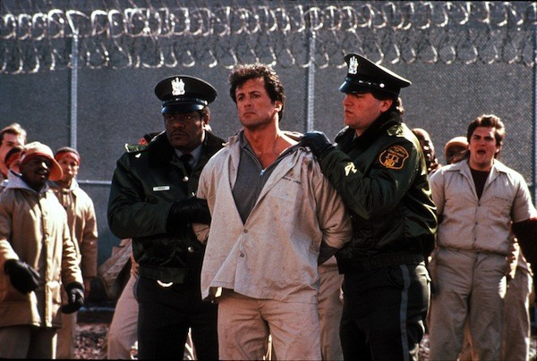 Sylvester Stallone in Lock Up (Photo: Lionsgate)