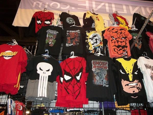 T-shirts ...