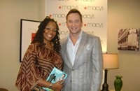Clinton Kelly — of TLC's <em>What Not to Wear</em> — styles the Q.C.