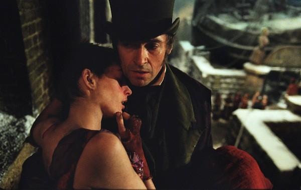 TAKING CARE Jean Valjean Hugh Jackman Tends To A Deathly Ill Fantine
