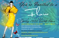 Upcoming: FLOW by Tara Davis Spring 2010 Trunk Show