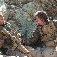 Taylor Kitsch and Mark Wahlberg in Lone Survivor. (Photo: Universal)