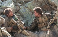 <i>Lone Survivor</i>: Valor stamped, SEALed and delivered