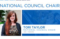 College Dems of America president and Charlotte resident Tori Taylor empowers youth