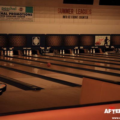 Ten at Park Lanes, 4/28/12