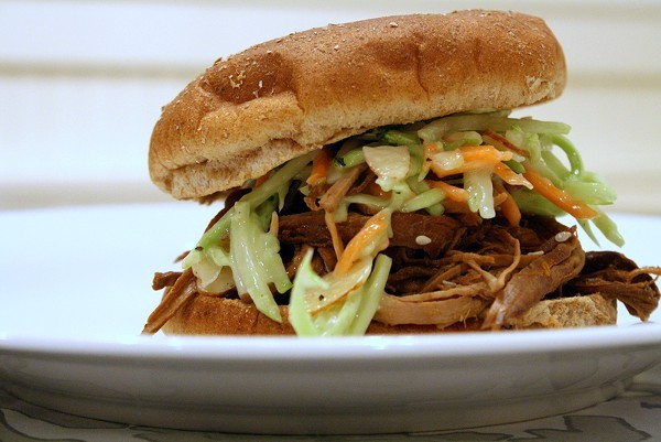Teriyaki Pulled Pork