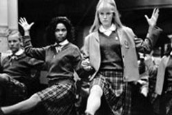 SAMUEL GOLDWYN CO - Thandie Newton and Nicole Kidman in Flirting