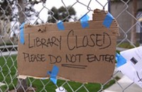 Vote on Mecklenburg County library closures today