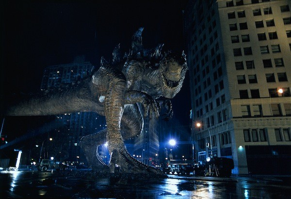 The 1998 Godzilla (Photo: TriStar)