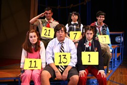 JOAN MARCUS - The 25th Annual Putnam County Spelling Bee