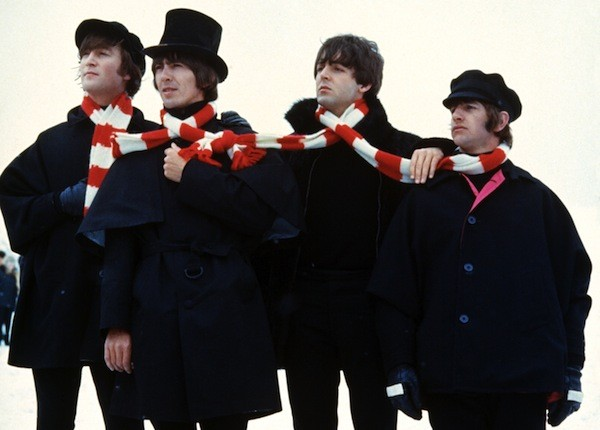 The Beatles in Help! (Photo: Universal Music)