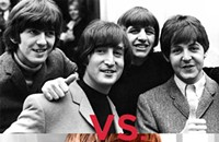 The Beatles meet the Bieber: Who sang that?