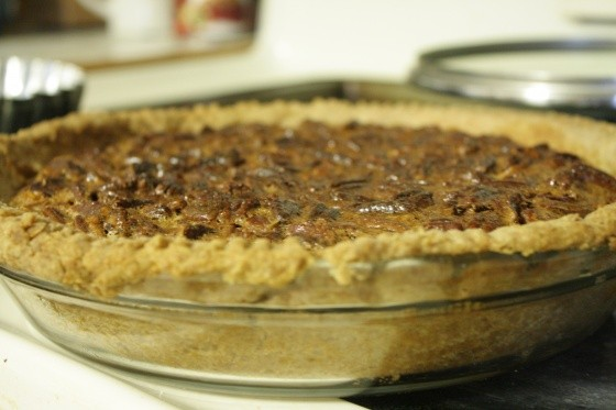 The best pecan pie youll ever eat