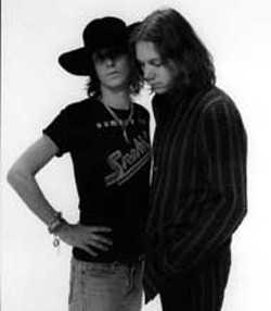 THE BLACK CROWES - The Black Crowes' Chris and Rich Robinson