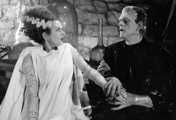 The Bride of Frankenstein (Photo: Universal)