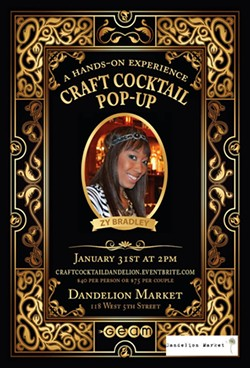 The Craft Cocktail Pop-Up