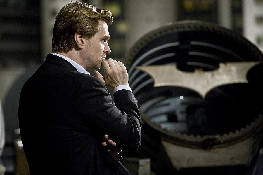 The Dark Knight director Christopher Nolan, ignored by Oscar