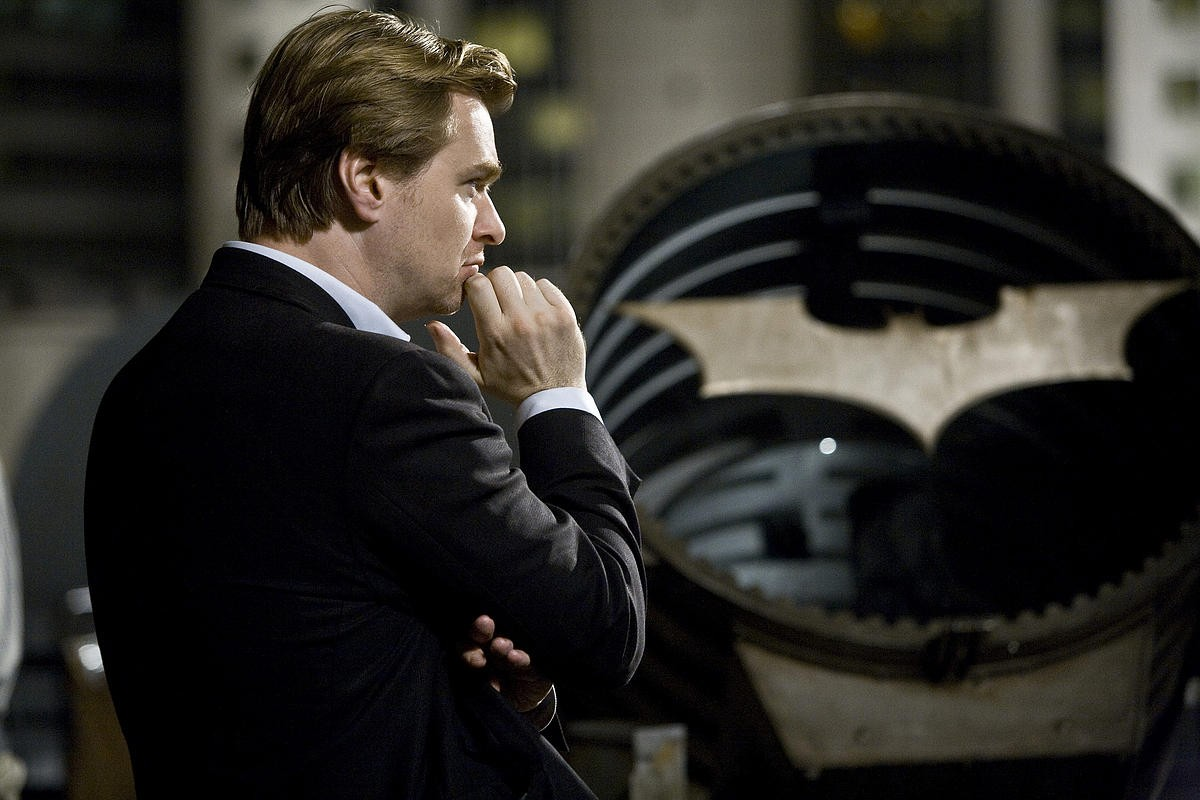 The Dark Knight director Christopher Nolan, ignored by Oscar