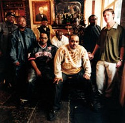 The Dirty Dozen Brass Band plays the Visulite Theatre - on Saturday
