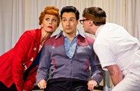 No one has a ball at <i>I Love Lucy</i>
