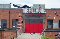 The Fillmore... opening soon
