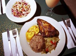RADOK - The flavors of the Caribbean at Island Grill