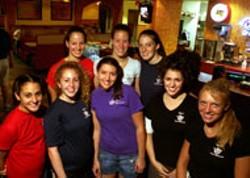 RADOK - The friendly staff at Mario's