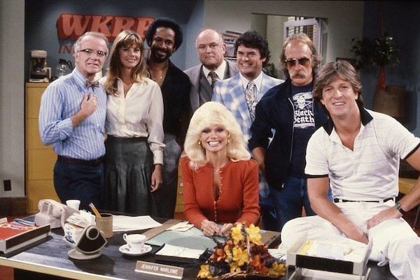 The gang's all here at WKRP in Cincinnati (Photo: Shout! Factory)