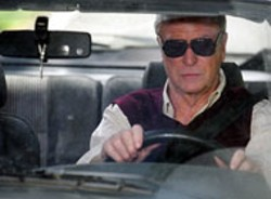 JEROME PREBOIS / SONY PICTURES CLASSICS - THE GETAWAY Michael Caine on the run in  The - Statement