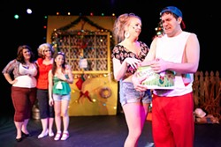 GEORGE HENDRICKS - The Great American Trailer Park Christmas Musical