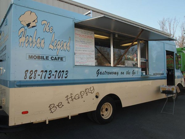 The Herban Legend will be one of the food trucks competing in Saturdays event