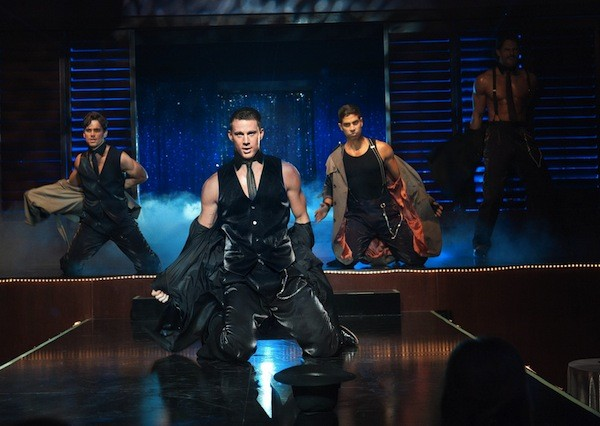 The hunks of Magic Mike (Photo: Warner Bros.)
