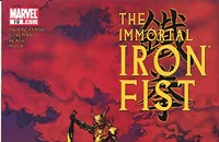 <i>The Immortal Iron Fist</i> in good hands