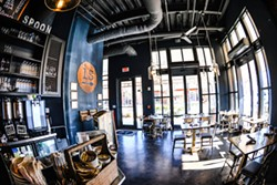 PHOTOS BY JUSTIN DRISCOLL - The interior of LittleSpoon