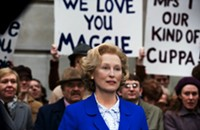 Friday Film Reviews: <em>The Iron Lady; Carnage</em>