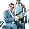 The Isley Brothers at Verizon Wireless Amphitheatre tonight (8/2/13)