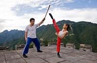 <i>The Karate Kid</i> offers some kicks